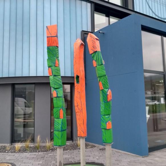 Weinberg Wächter, 2021<br> Riker Firmengebäude, In den Breitwiesen 19, Remshalden