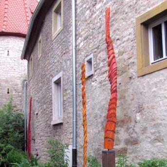Ritmo-Skulpturen, 2008