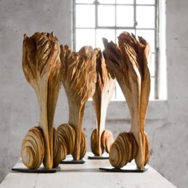 Vier Cherubim, 2011, Foto: Siegfried Hopf